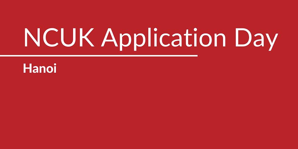 NCUK Application Day