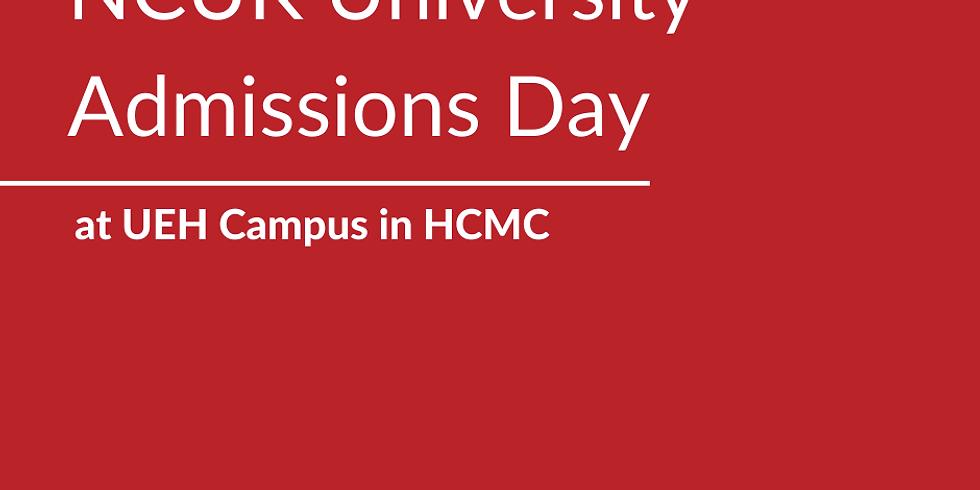 NCUK University Admissions Day at University of Economics Ho Chi Minh City (UEH)