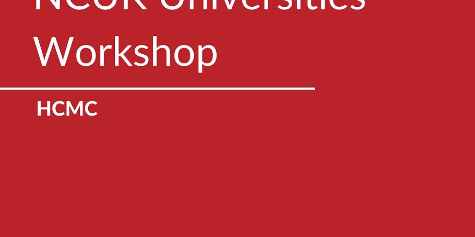 NCUK Universties Workshop