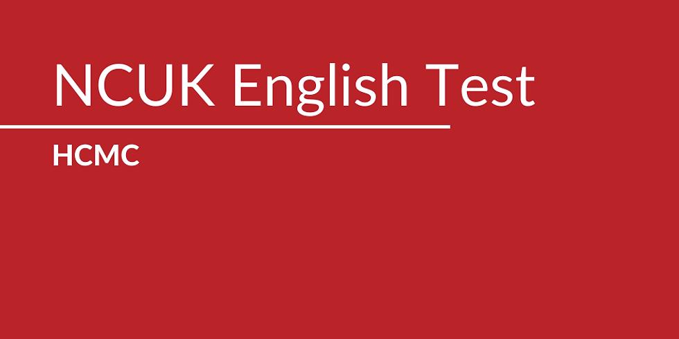 Free NCUK English Test