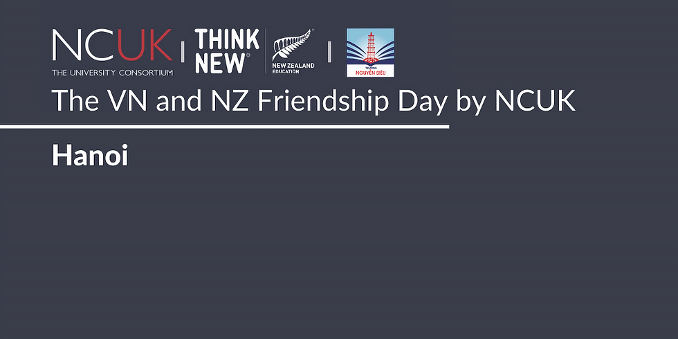 The VN and NZ Friendship Day by NCUK
