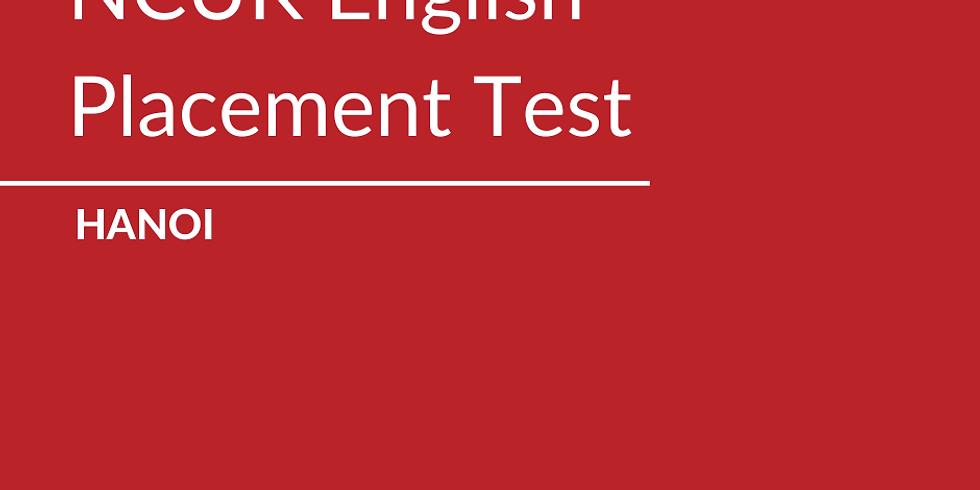 Free NCUK English Placement Test