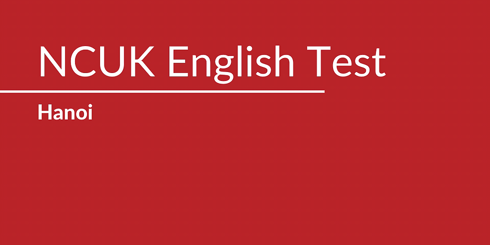 Free NCUK Placement Test