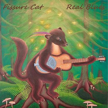 Fissure Cat - Spiritual Blues Cover (squ