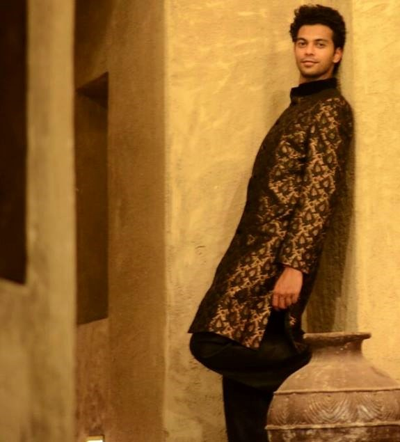 Sherwani King, Photoshoot Dubai 2015