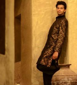Sherwani King, Photoshoot Dubai 2015