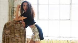 Editorial shoot for AtashVana LTD
