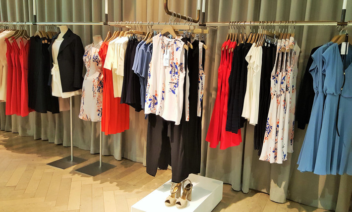 Journey into Summer with REISS