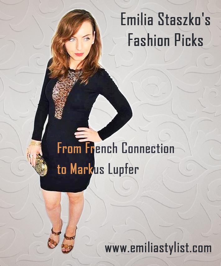 Evening outfits inspiration. Read more at AtashVana magazine.