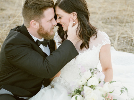 Cool Classic Wedding Inspiration at Ashton Hill Farm