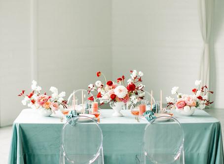 Vibrant Intimate Wedding Inspiration at Ashton Hill Farm