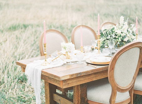 Prairie Spring Elopement Inspiration at Squaw Creek Park