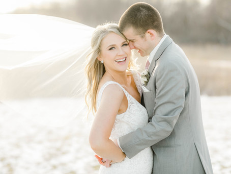 Prelude to Spring Wedding at Ashton Hill | Cedar Rapids, Iowa