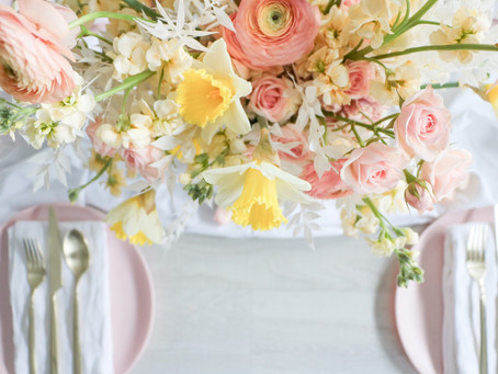 Signs of Spring Inspiration | Studio Bloom