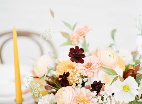 Earthy Boho Wedding Inspiration