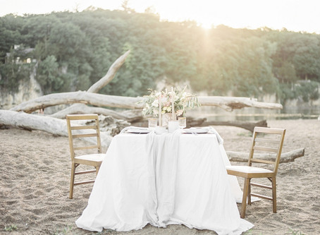 Beachy Summer Wedding Inspiration