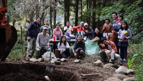 食べ森クラブ 活動レポート 2020年11月