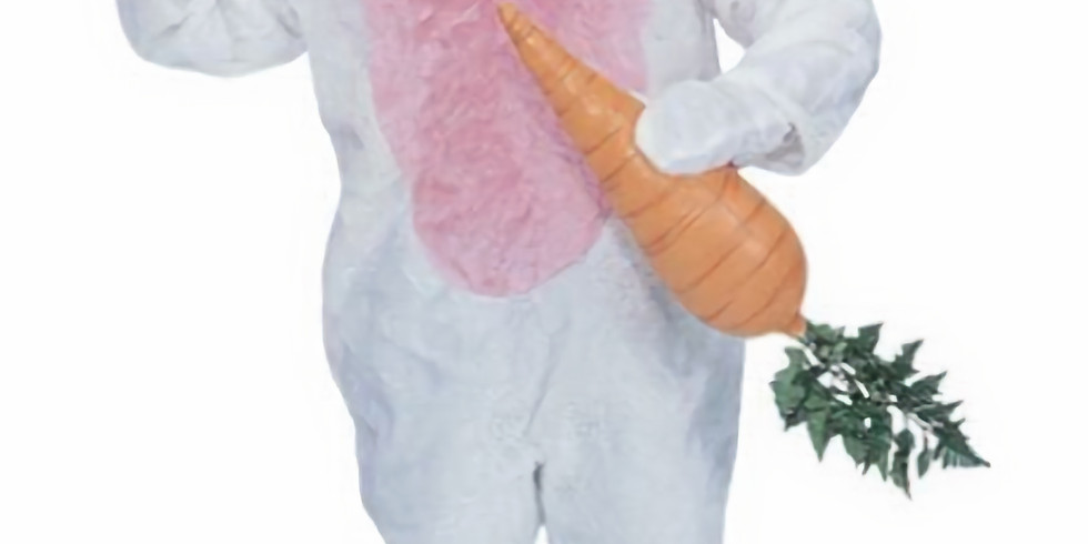 April 3, 2021 - Easter Bunny Studio Mini's