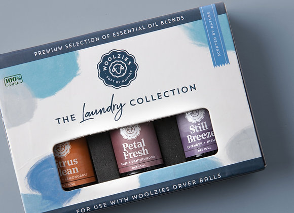 Laundry Essential Oil Collection