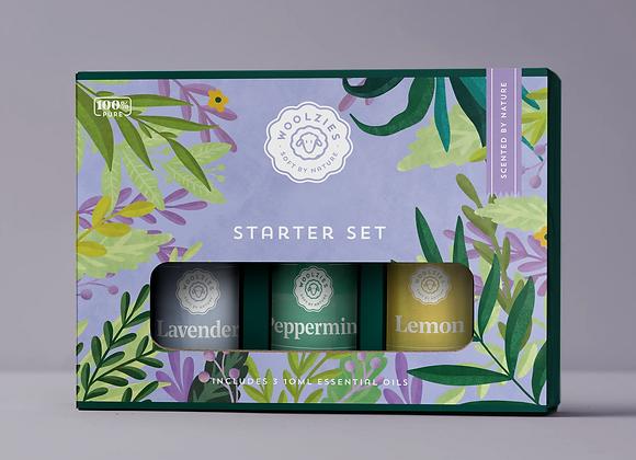 Aromatherapy Starter Kit