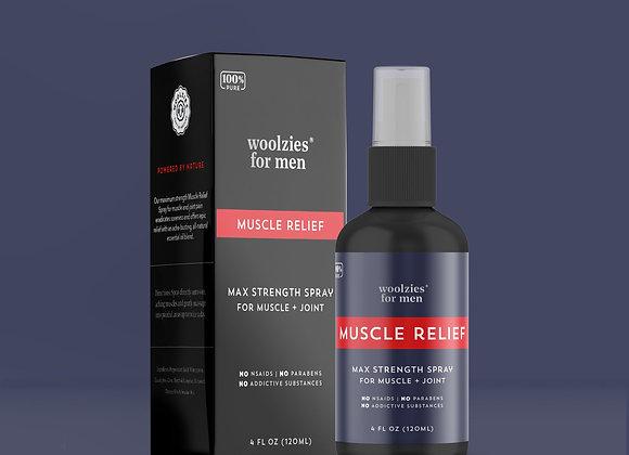 Men's Muscle Relief