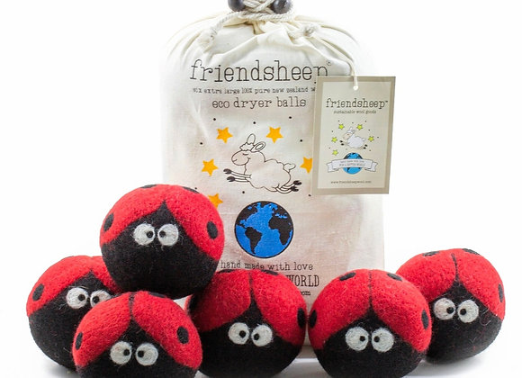 Laundrybugs Dryer Balls