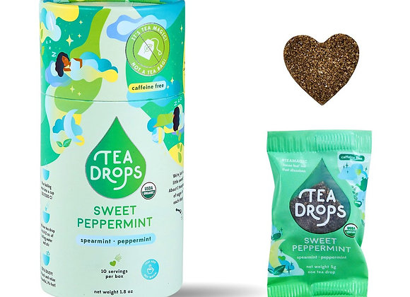 Tea Drops Sweet Peppermint Tea