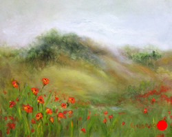 """Through the Poppies"""