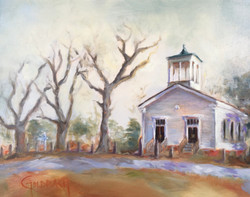 Ruff Chapel, circa 1872