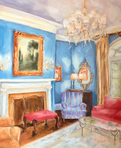 The Cerulean Room