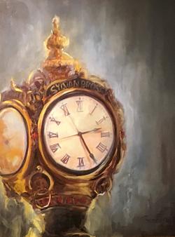 Sylvan's Clock