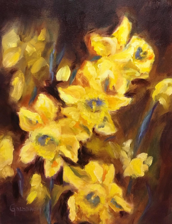 """English Daffodil"""