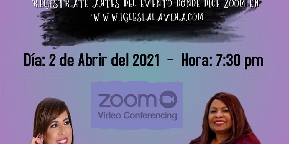 Koinonía Internacional de Damas – Salmista Doreen Ann Zayas – Guaynabo, Puerto Rico