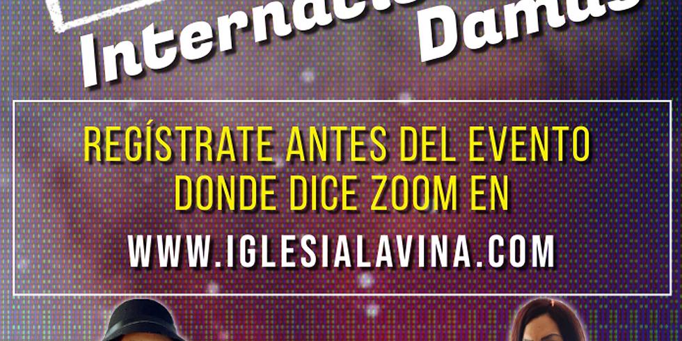 Koinonía Internacional de Damas – Profeta Annabella Oliver – Buenos Aires, Argentina
