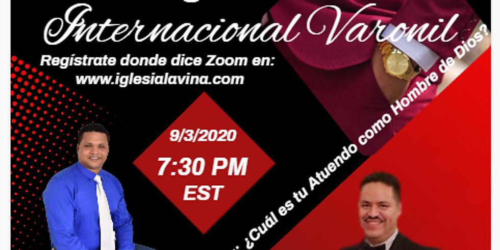 Koinonía Internacional Varonil – Pastor Benito Rodríguez desde La Romana, República Dominicana