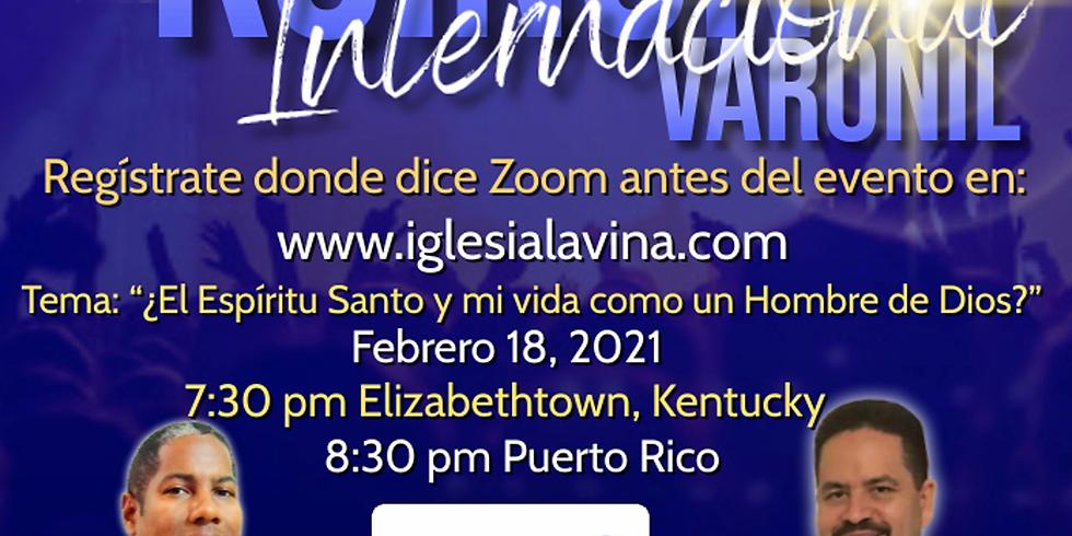 Koinonía Internacional Varonil – Pastor Danny Ramos - Caguas, Puerto Rico