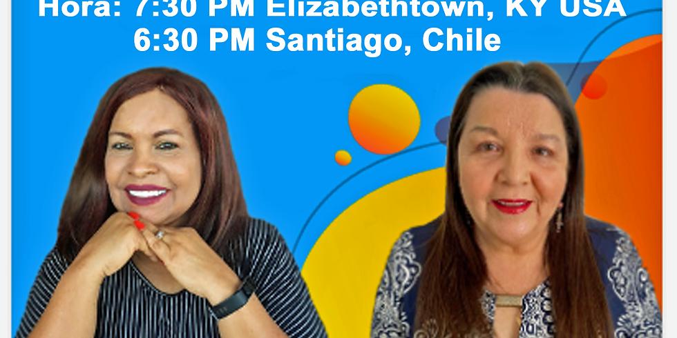 Koinonía Internacional de Damas – Pastora Monica Ramirez - Santiago, Chile