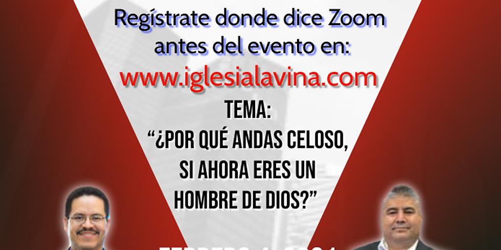 Koinonía Internacional Varonil – Pastor Israel Olivo - Dimmitt, Texas