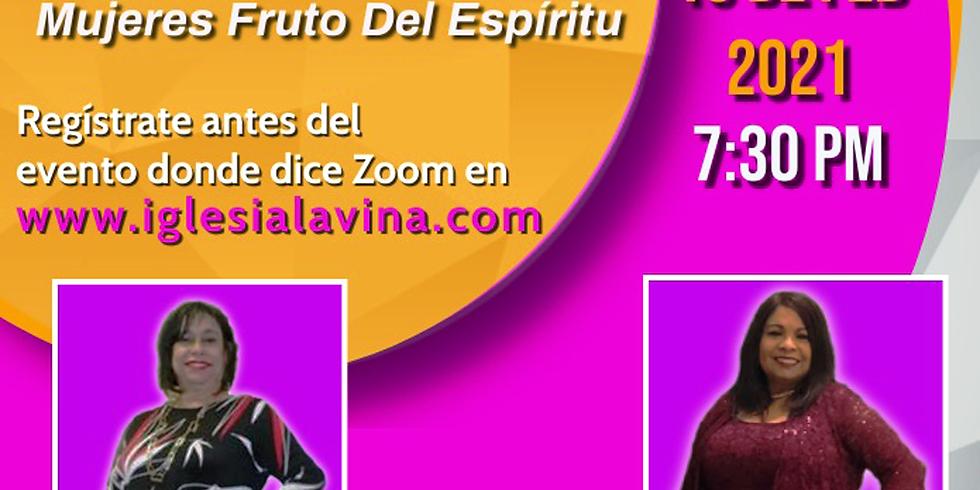 Koinonía Internacional de Damas – Pastora Evelyn Santiago – Louisville, KY