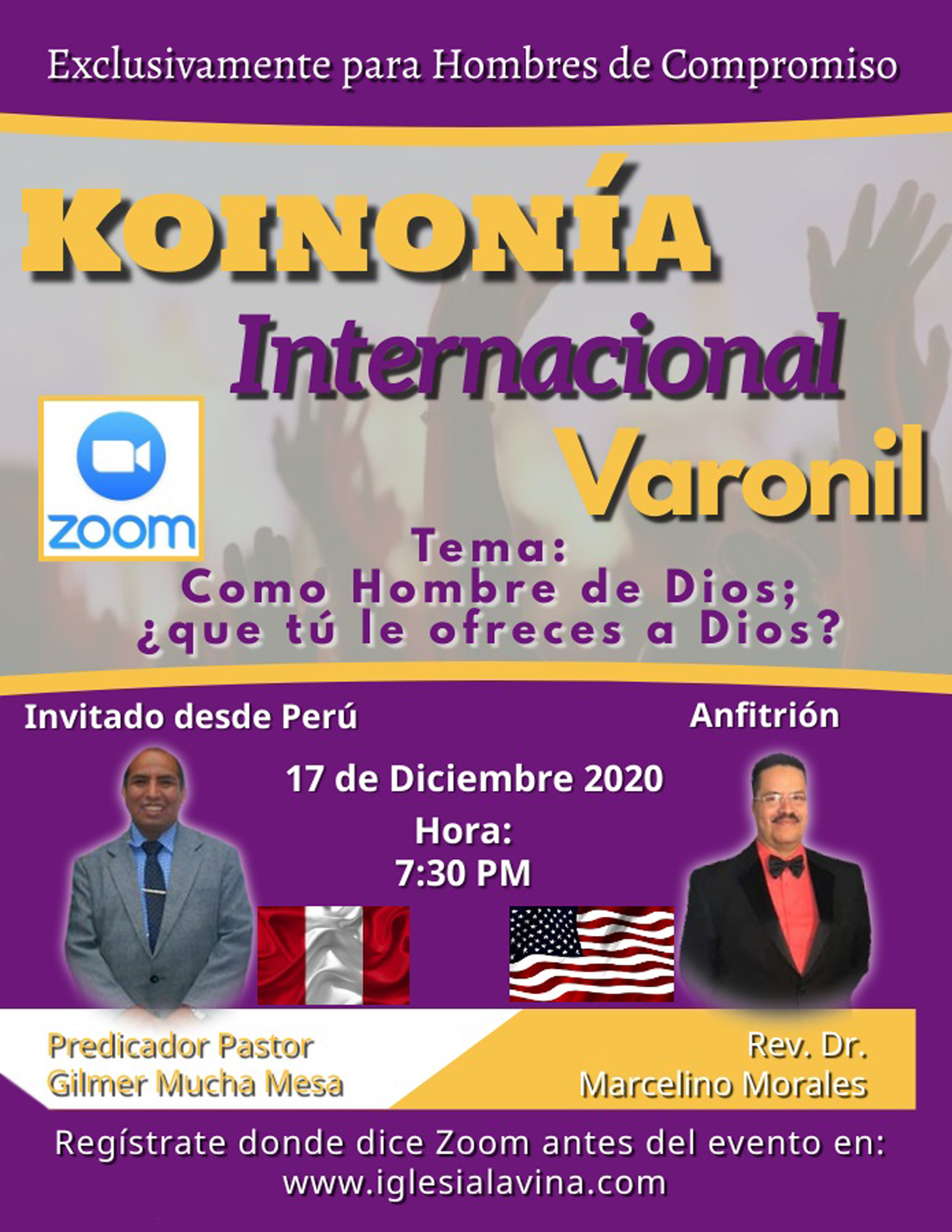 12-17-2020 - Pastor Gilmer Mucha Mesa Li