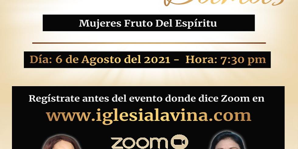 Koinonía Internacional de Damas – Pastora Sofía Guerrero Lazarte – Lima, Perú