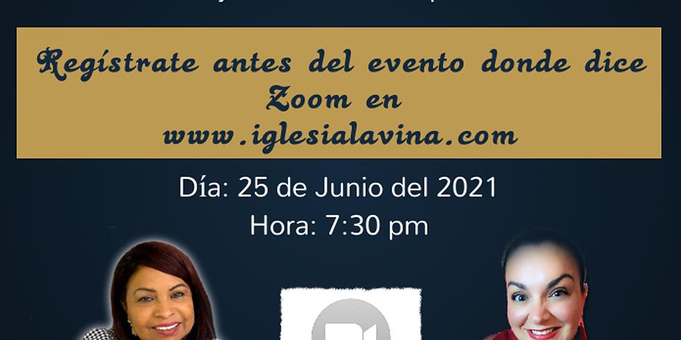 Koinonía Internacional de Damas – Profeta Erena de Escalona - Miami, Florida