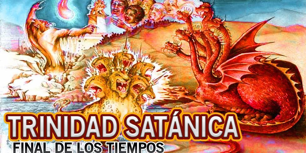Discipulado Internacional #21 La trinidad satánica una imitación de Dios - Hna. Ruth Bonilla (2)