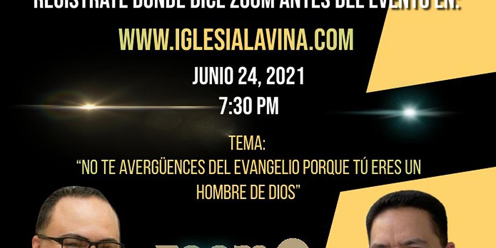 Koinonía Internacional Varonil – Salmista Joel Díaz - Caguas, Puerto Rico