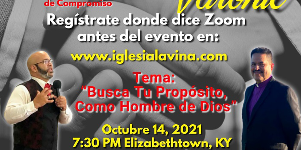 Koinonía Internacional Varonil – Pastor David Jonathan Camacho – Caguas, Puerto Rico