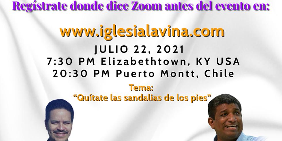 Koinonía Internacional Varonil – Pastor Leonardo Castro - Puerto Montt, Chile