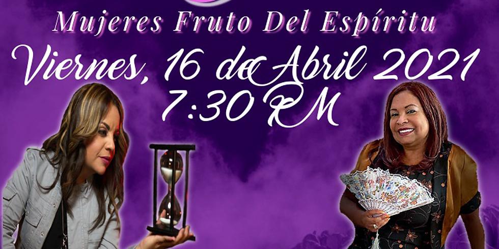 Koinonia de Damas 4-16-2021 - Salmista Glenda (Gliz) Maysonet – Vega Baja, Puerto Rico (1)