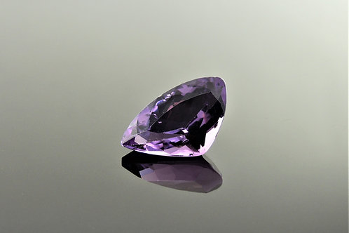 Large Trillion Cut Amethyst