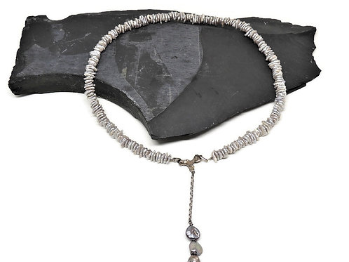 Unique Freshwater Pearl Necklace