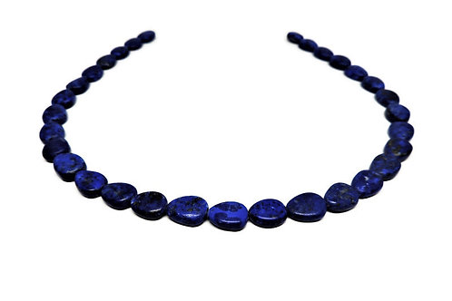Lapis Beaded Stand